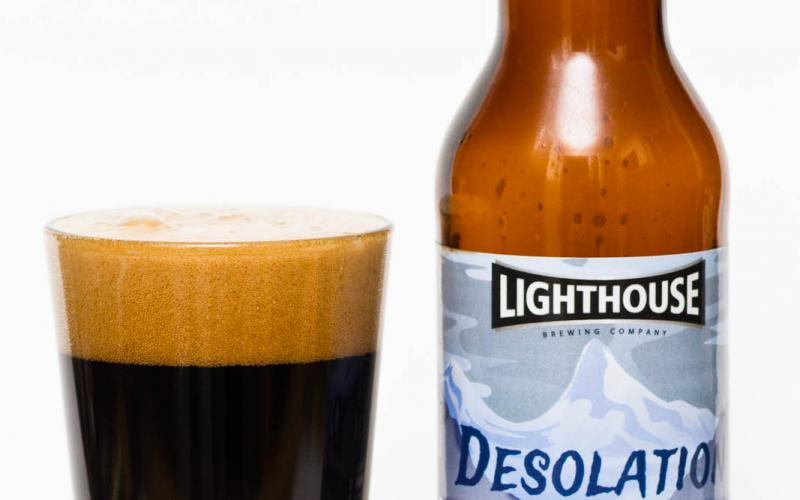 Lighthouse Brewing Co. – Desolation Imperial Oyster Stout