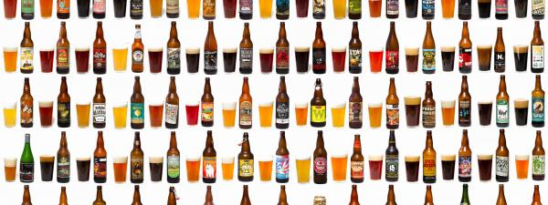 BC Craft Beer Collage
