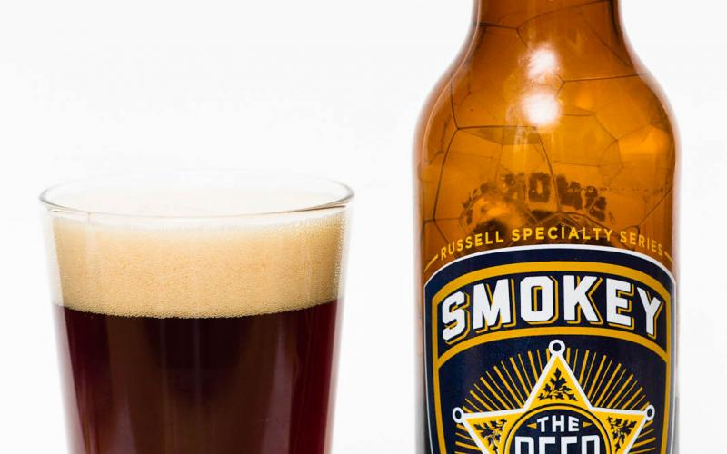 Russell Brewing Co. – Smokey The Beer Rauchbier