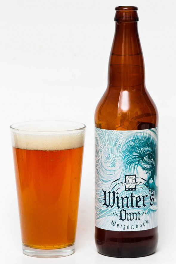 Longwood Brewery Winter's Own Weizenbock Review
