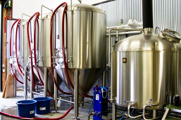 Persephone Brewing Company - Gibsons BC