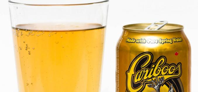 Cariboo Brewing Company – Ginger Ale