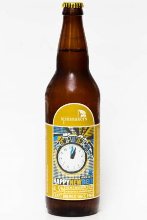 Spinnakers Happy New Beer Review
