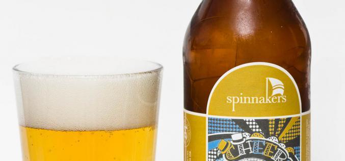 Spinnakers Gastro Brewpub – Happy New Beer Honey Kolsch
