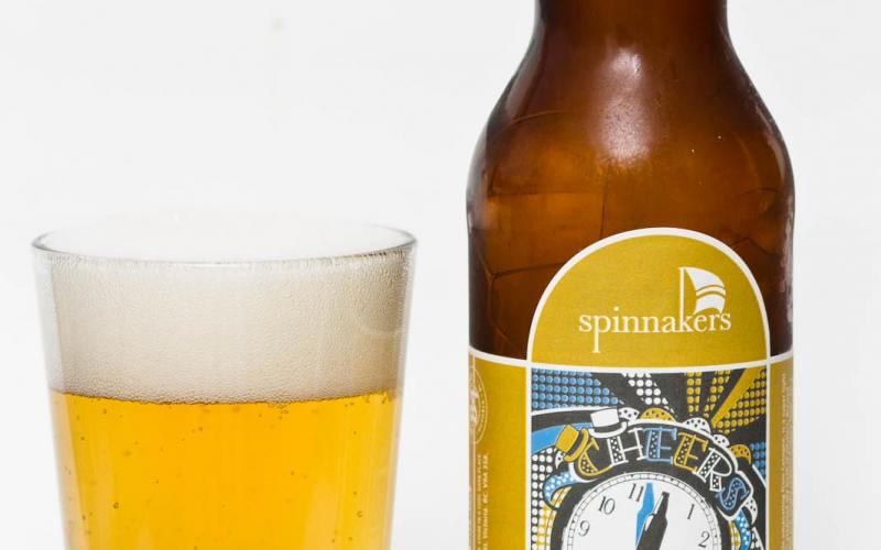 Spinnakers Gastro Brewpub – Happy New Beer Honey Kolsch