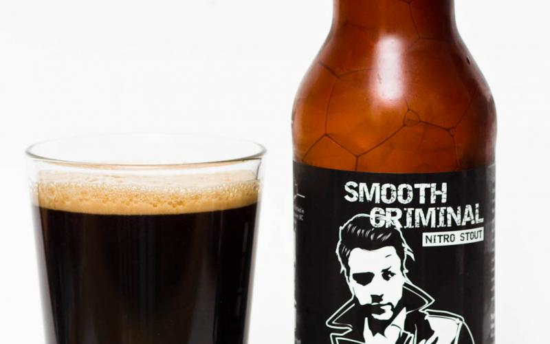 Deep Cove Brewers & Distillers – Smooth Criminal Nitro Stout