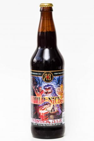 R&B Brewing Auld Nick Winter Ale Review