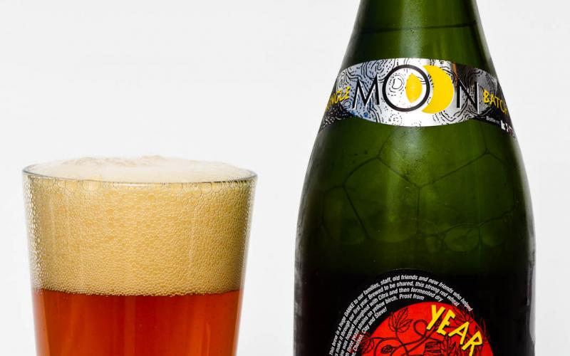 Moon Under Water – Year One Red Wheat Wine