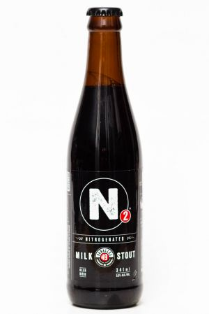 Parallel 49 Brewing N2 Nitrogenated Milk Stout