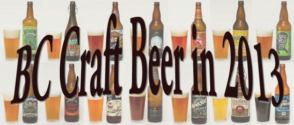 2013 BC Craft Beer