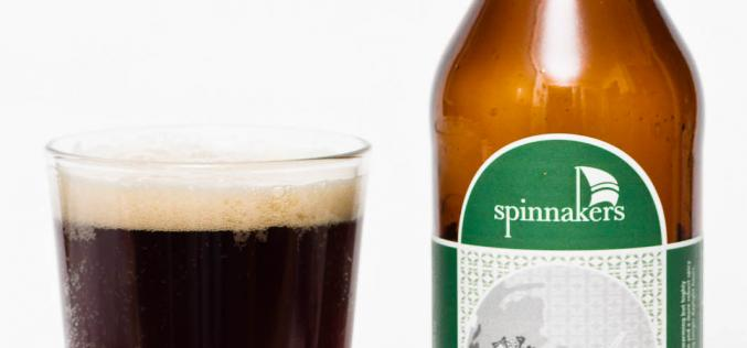 Spinnakers Brewing Co. – Festive Saison (Black Saison with Ginger)