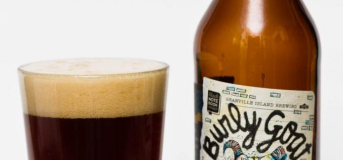 Granville Island Brewing Co. – Burly Goat Weizenbock