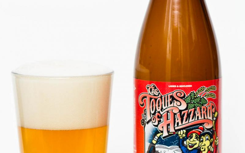 Parallel 49 Brewing Co. – The Toques of Hazzard Imperial White IPA