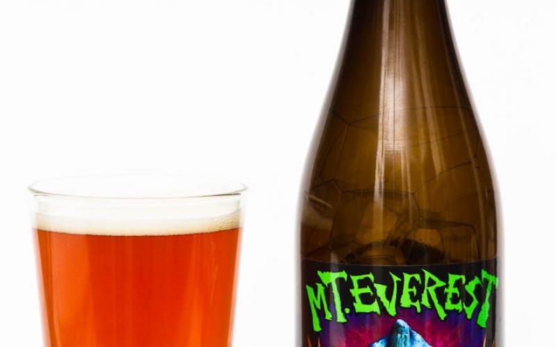 Scandal Brewing – 7 Wonders Mt. Everest Barley Wine
