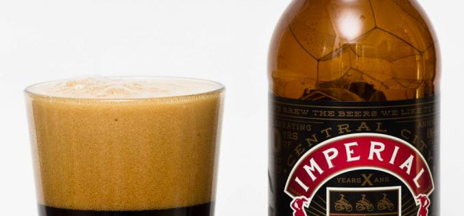 Central City Brewery – 10th Anniversary Imperial Porter