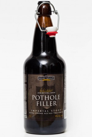 Pothole Filler Imperial Stout Review