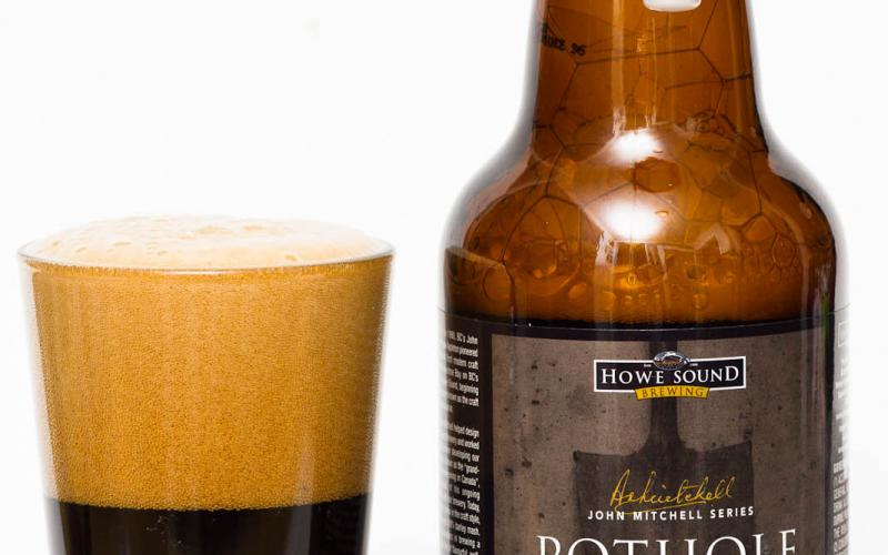 Howe Sound Brewing Co. – Pothole Filler Imperial Stout