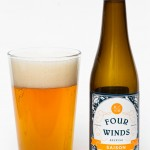Four Winds Brewing Saison Review