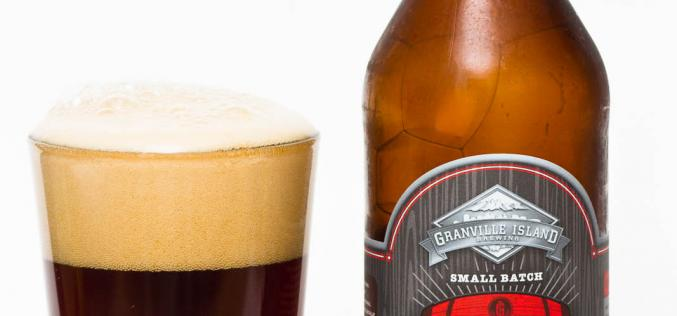 Granville Island Brewing Co. – Barrel Aged Barley Wine (2013)
