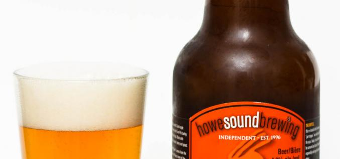Howe Sound Brewing Co. – Pilsner Plunge