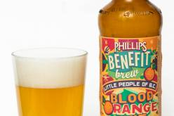 Phillips Brewing Co. – Benefit Brew – Blood Orange Wit