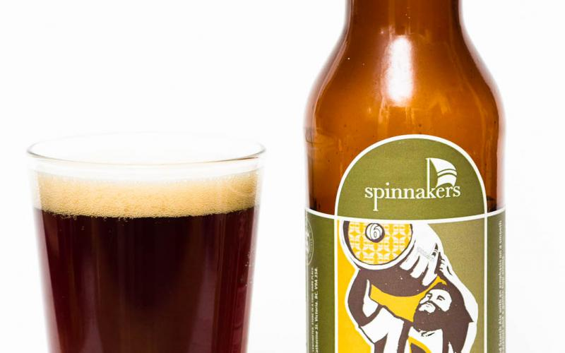 Spinnakers Gastro Brewpub – Keg Tosser Wee Heavy Scotch Ale
