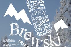 Brewski – An Apex Mountain Resort Craft Beer, Cider and Spirits Festival