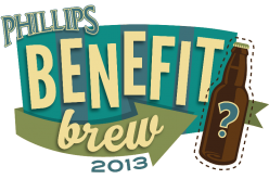 Phillips' 2014 Benefit Brew – The Little People of BC Blood Orange Wit.