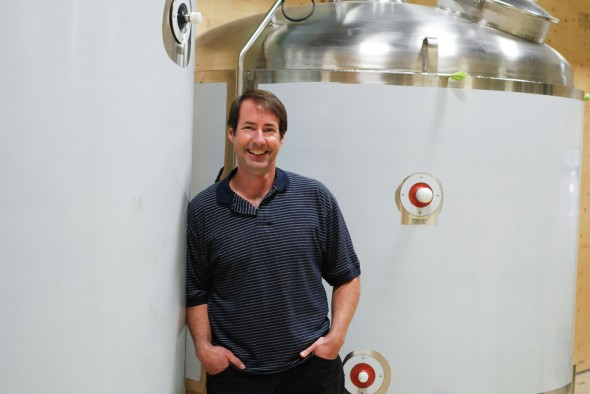Barkerville Brewing Brewmaster - Troy Rudolph