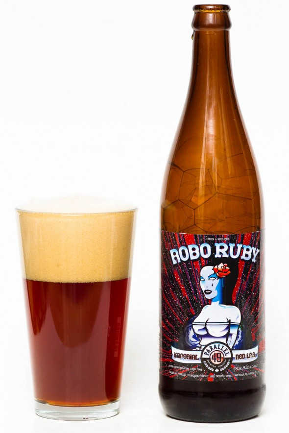 Parallel 49 - Robo Ruby Imperial Red Ale