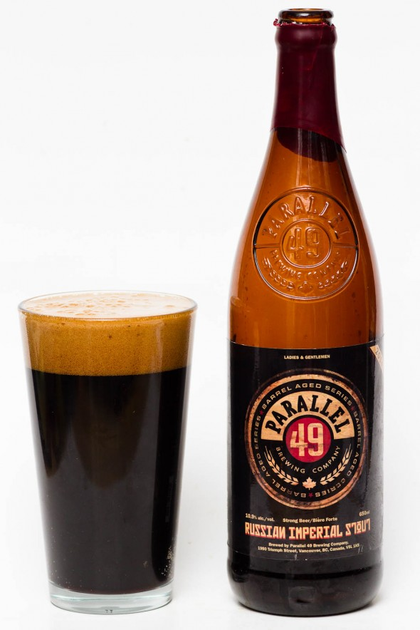 2014 Parallel 49 Imperial Stout Review