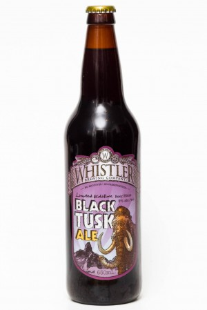 Whistler Black Tusk Ale Review