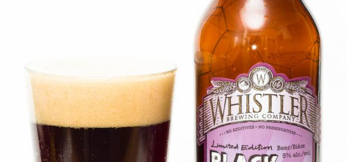 Whistler Brewing Co – Black Tusk Ale