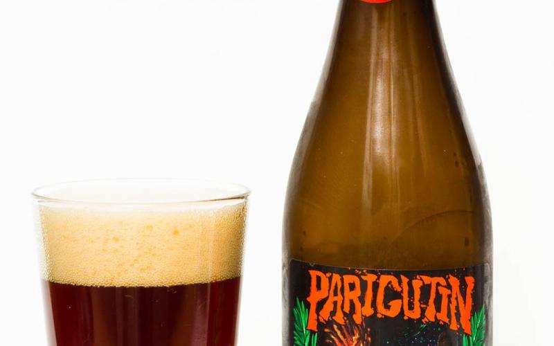 Scandal Brewing Co. – 7 Wonders Parigutin Rye Triplebock