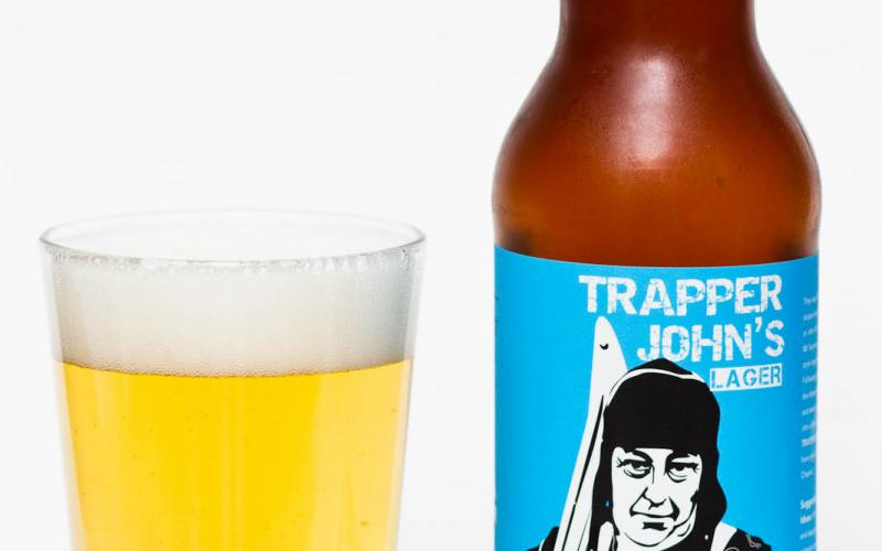 Deep Cove Brewers & Distillers – Trapper John's Lager