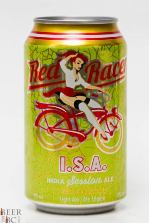 Red Racer India Session Ale ISA Review
