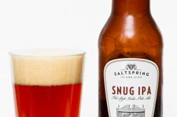Saltspring Island Ales – Snug IPA