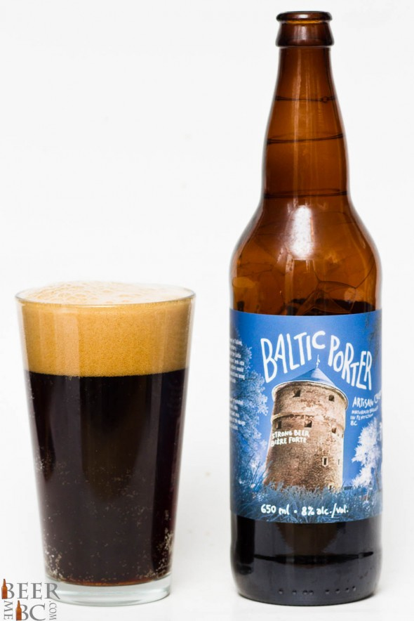 Cannery Brewing Baltic Porter Review