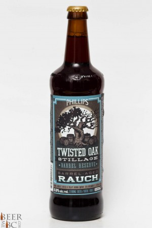 Phillips Twisted Oak Rauchbier Review