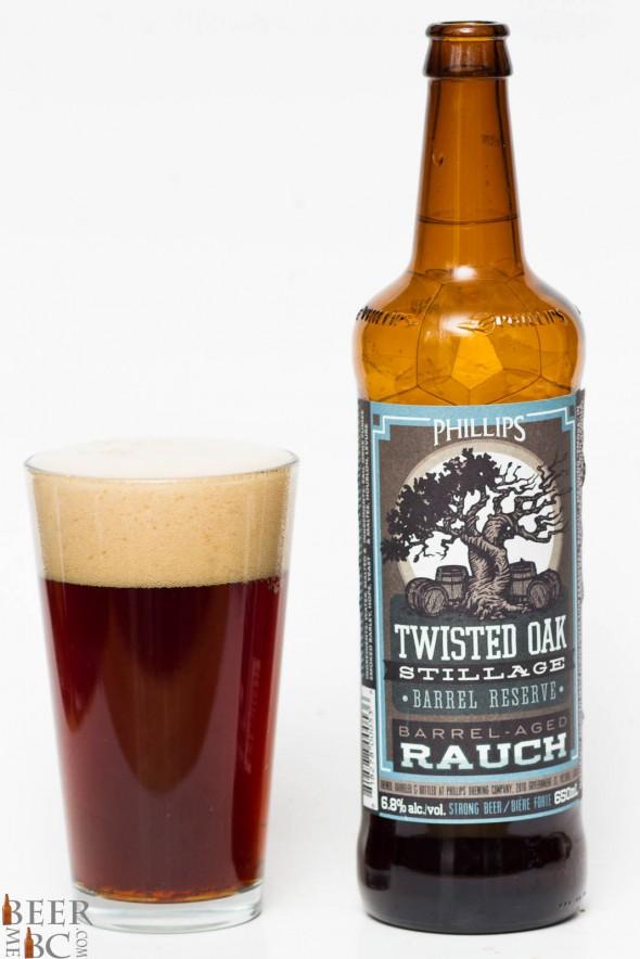 Phillips Brewing Co. - Twisted Oak Stillage Rauch