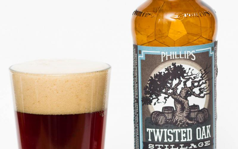 Phillips Brewing Co. – Twisted Oak Stillage Rauch