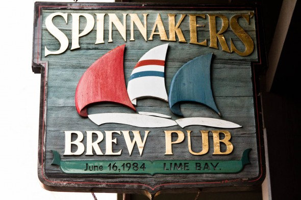 Spinnaker's Gastro Brewpub