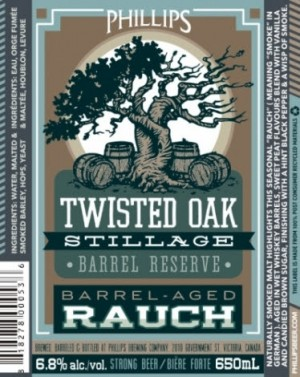 Phillips Twisted Oak Rauch