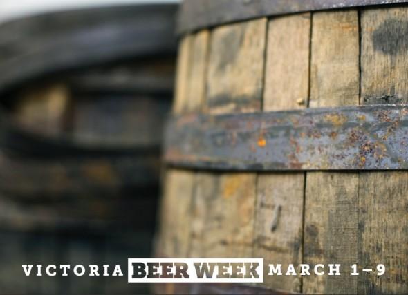 Victoria Beer Week - March 1 - 9, 2014