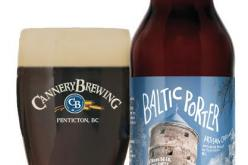 Cannery Brewing Launches New Baltic Porter in BC and Alberta!
