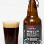 Howe Sound Brewing Anvil Island Dark Lager