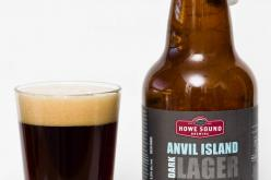 Howe Sound Brewing – Anvil Island Dark Lager