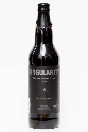 2014 Driftwood Singularity Russian Imperial Stout Review