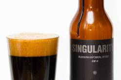 Driftwood Brewing Co. – 2014 Singularity Russian Imperial Stout