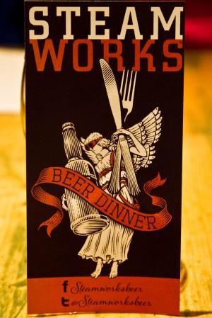 Steamworks Brewmasters' Dinner